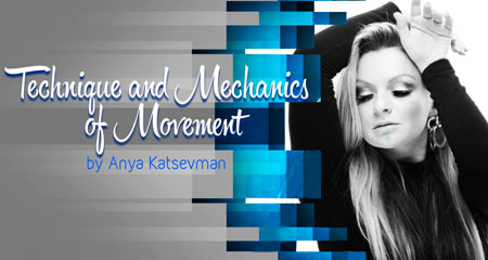 Techniques & Mechanics of Movement online course by Anya Katsevman